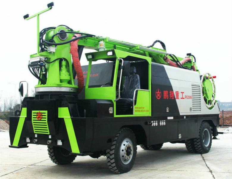 长沙喷浆车—px2816喷浆车