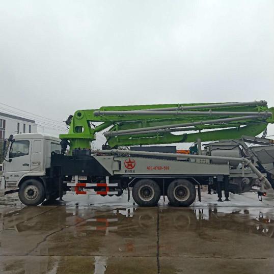 湖南长沙38米车载混凝土搅拌天泵一体机-湖南长沙优质的38米车载混凝土搅拌天泵供应厂家