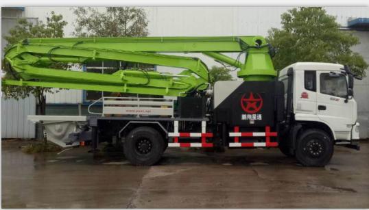 四川攀枝花33米臂架天泵,33米臂架天泵-四川攀枝花33米臂架泵一体机信得过生产企业厂家产品