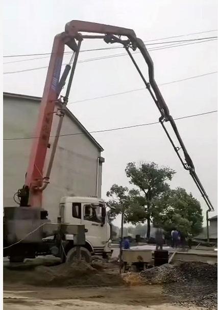 订购混凝土泵车应注意哪些问题;湖南混凝土泵车优惠价格多少钱一台?